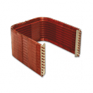 Curved Condenser Coil